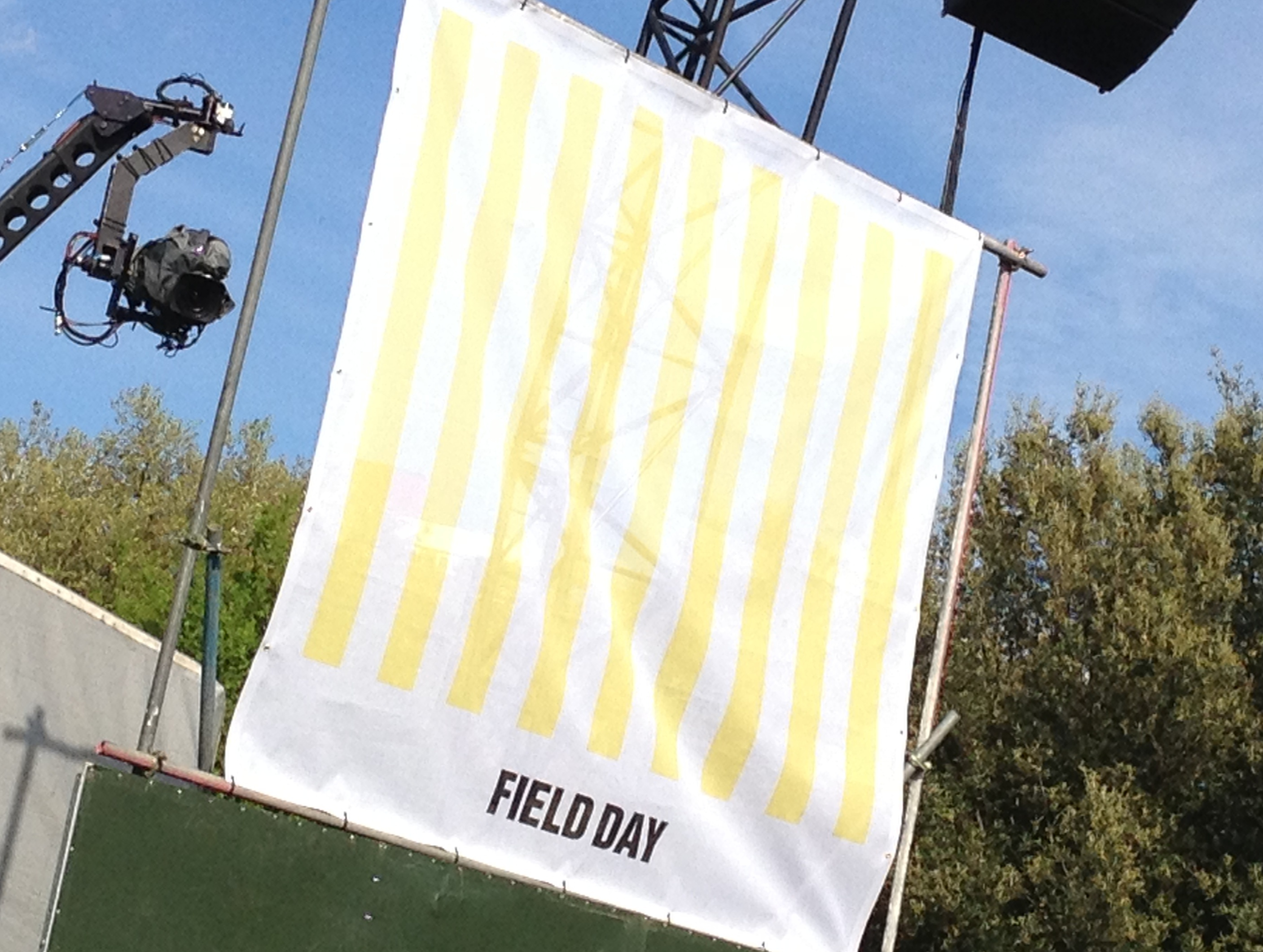 Our recommendation for your weekend: Field Day festival